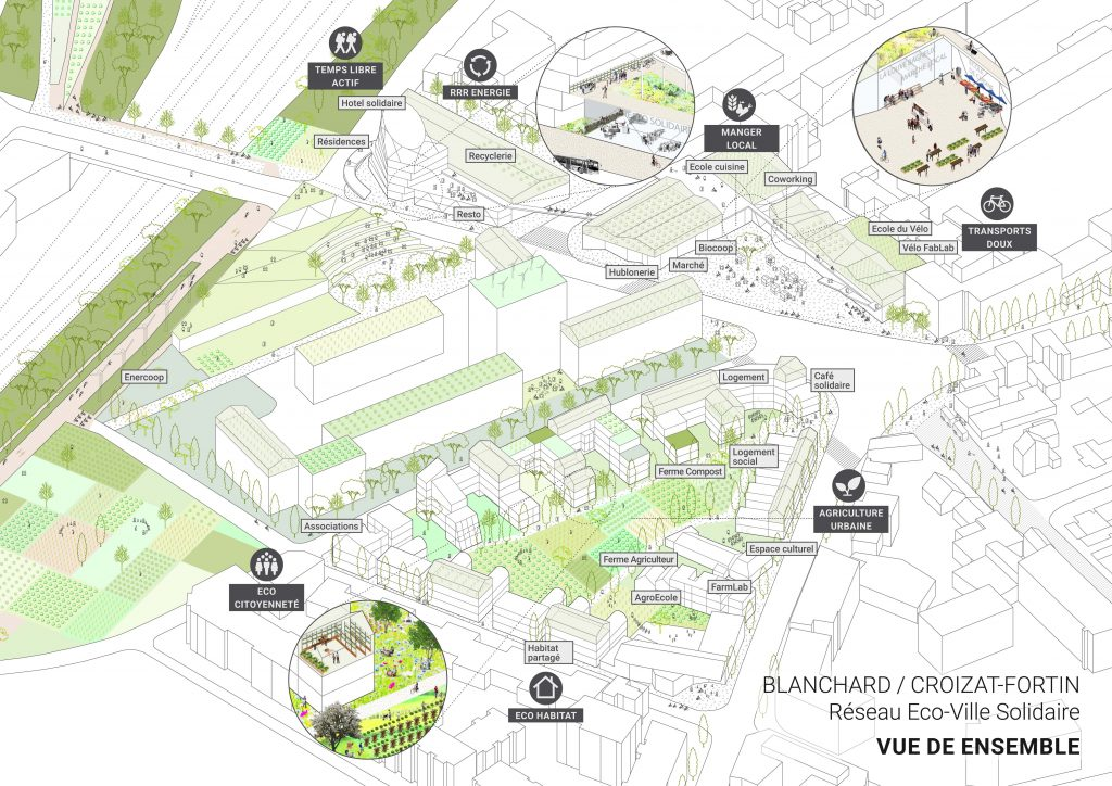 Réseau Éco-Ville Solidaire - Bagneux