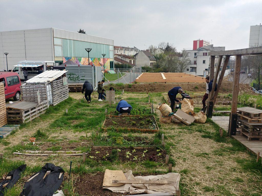 Début du printemps | Agrocité de Bagneux