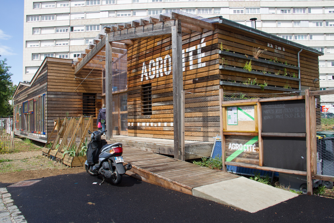 Plateforme Du Batiment Gennevilliers agrocité – gennevilliers | r-urban – aaa